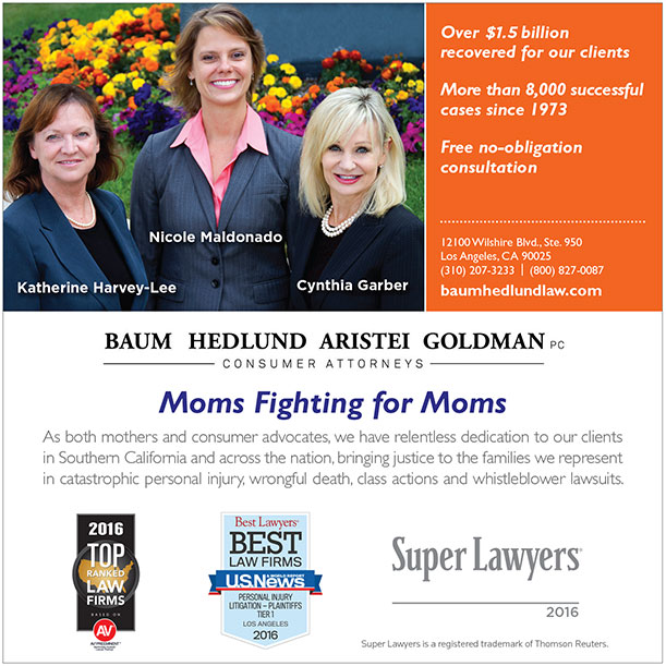 Moms fighting for moms - As both mothers and consumer advocates, we have relentless dedication to our clients.